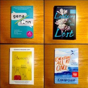 5/$15 YA romance books!